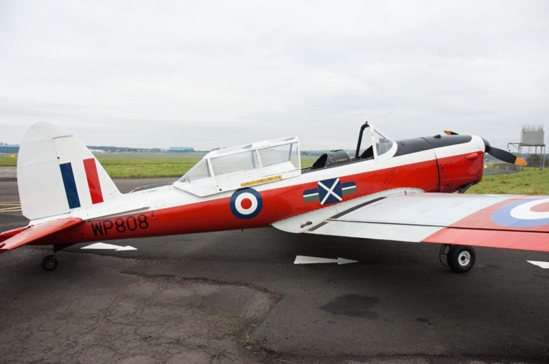 WP808 G-BDEU Chipmunk